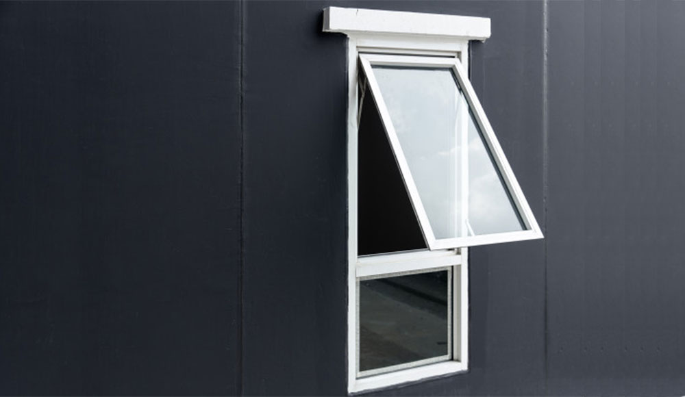 A Blend of Style & Function: uPVC Ventilation Windows