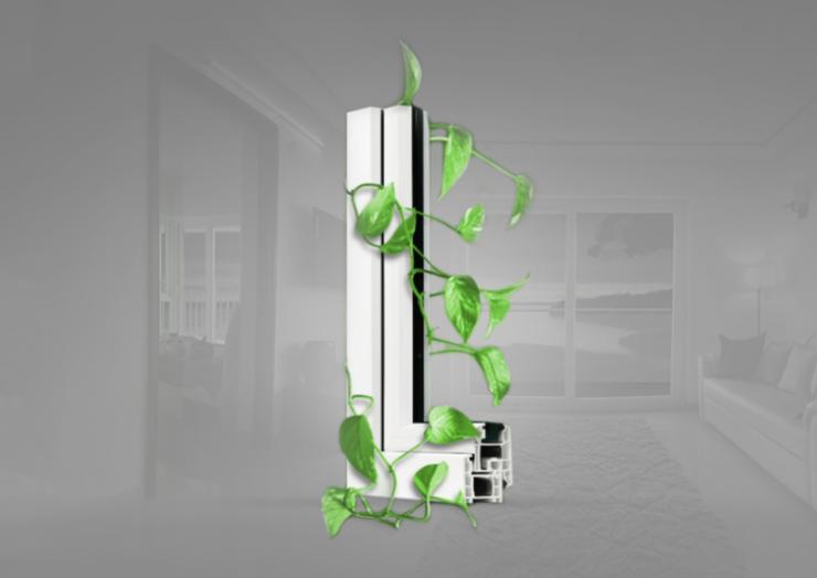 uPVC Doors & Windows: An Eco-Friendly Solution